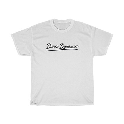 Dance Dynamics IN Adult Unisex Heavy Cotton Tee