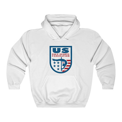 USPSF Adult Unisex Heavy Blend™ Hooded Sweatshirt