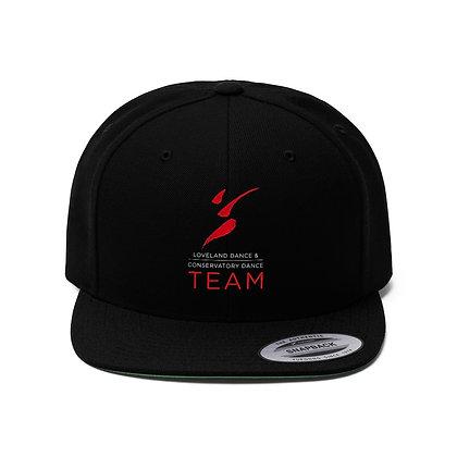 LCD - PDT Unisex Flat Bill Hat