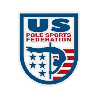 USPSF Kiss-Cut Stickers