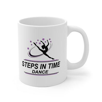 SIT White Ceramic Mug