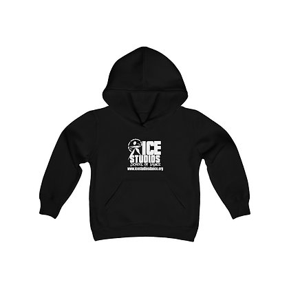 ICE Youth Heavy Blend Hooded Sweatshirt