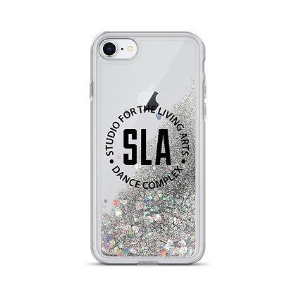 SLA Liquid Glitter Phone Case