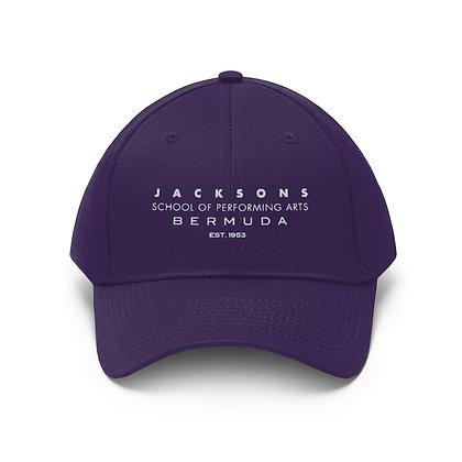 JSPA Unisex Twill Hat