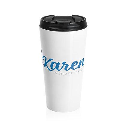 KSD Stainless Steel Travel Mug
