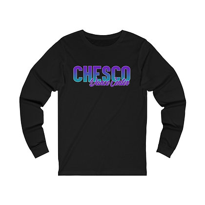 Chesco Adult Unisex Jersey Long Sleeve Tee