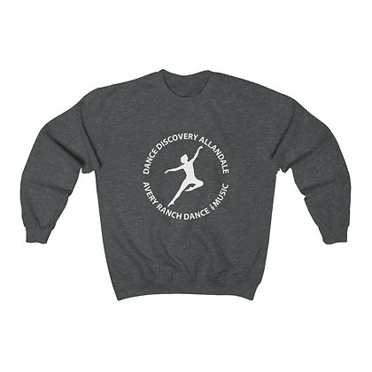 Dance Discovery Adult Unisex Heavy Blend™ Crewneck Sweatshirt