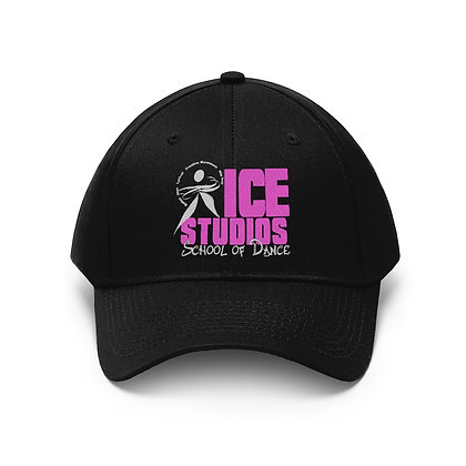 ICE Unisex Twill Hat