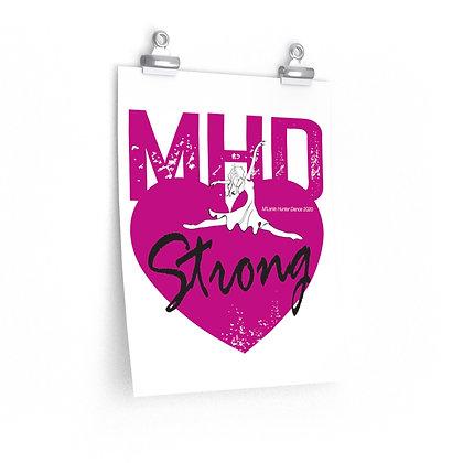 MHD Poster (11x14)