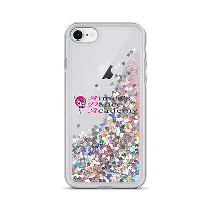 ADA Liquid Glitter iPhone Case