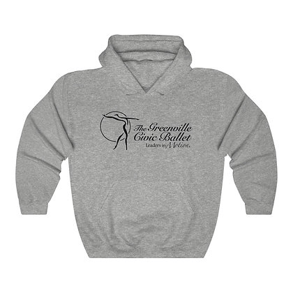 GCB Adult Unisex Heavy Blend™ Hooded Sweatshirt