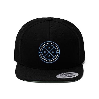 PacMo Unisex Flat Bill Hat