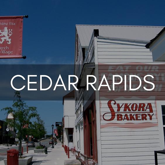Cedar Rapids, IA 2020
