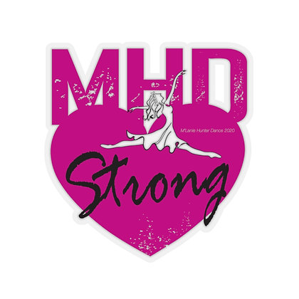 MHD Kiss-Cut Stickers