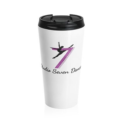 Studio 7 Stainless Steel Travel Mug