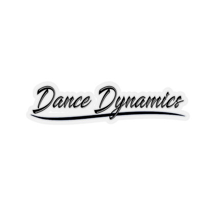 Dance Dynamics IN Kiss-Cut Stickers