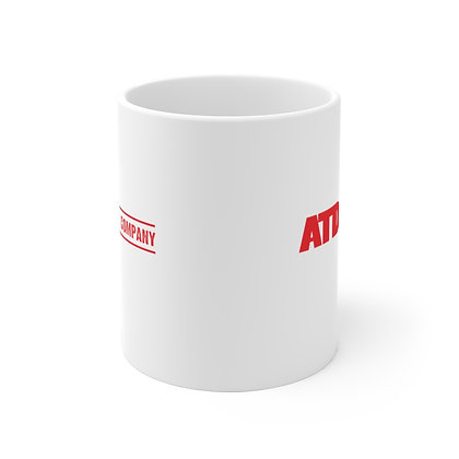 All That! White Ceramic Mug