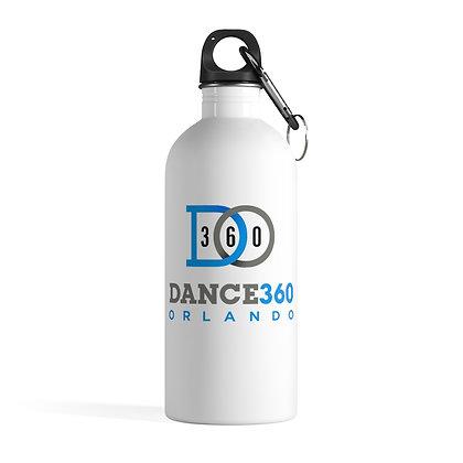 Dance360 Stainless Steel Water Bottle