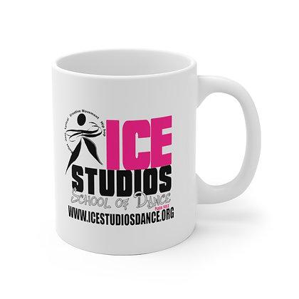 ICE White Ceramic Mug
