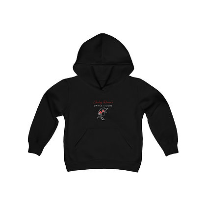 JRDS Youth Heavy Blend Hooded Sweatshirt
