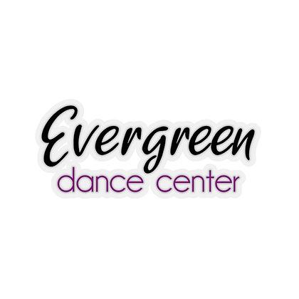 Evergreen Kiss-Cut Stickers