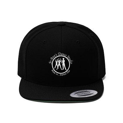 Jo-Ann's Unisex Flat Bill Hat