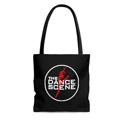 The Dance Scene Tote Bag