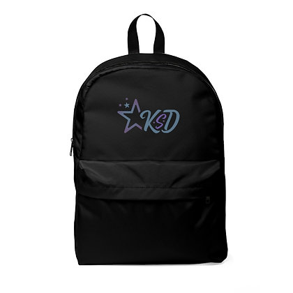 KSD Unisex Classic Backpack