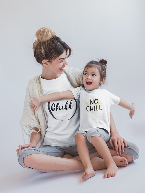 No Chill Toddler Tee