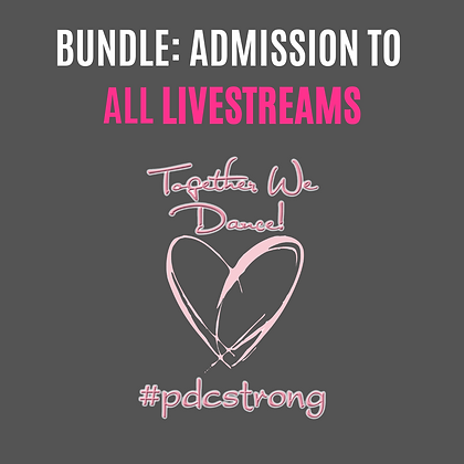 BUNDLE: Admission to All Shows!