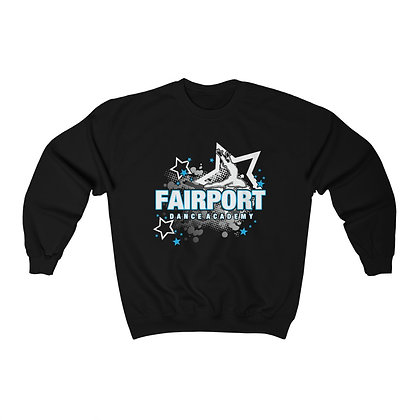 Fairport Adult Unisex Heavy Blend™ Crewneck Sweatshirt