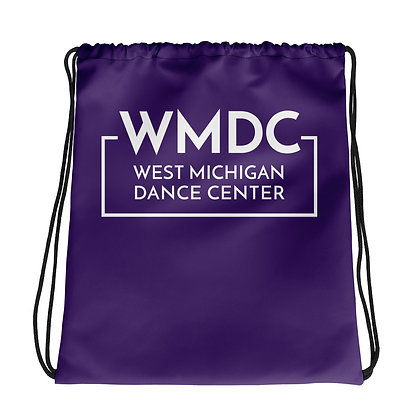 WMDC Drawstring bag
