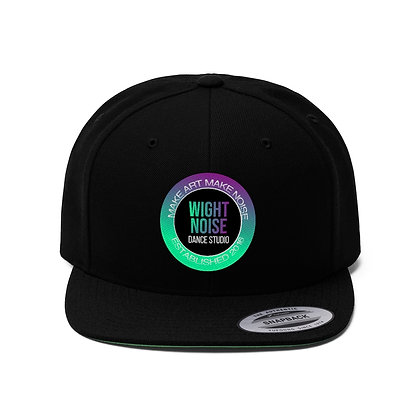 WN Unisex Flat Bill Hat