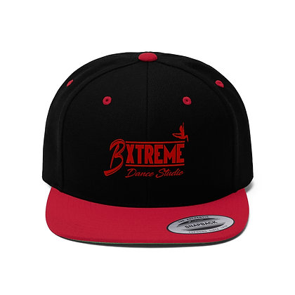 Bxtreme Unisex Flat Bill Hat
