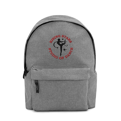 RSSD Embroidered Backpack