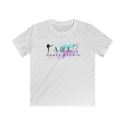 A&E Kids Softstyle Tee