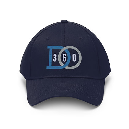 Dance360 Unisex Twill Hat