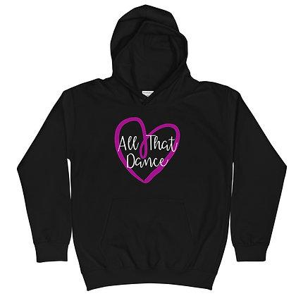 ATD HEART Kids Hoodie