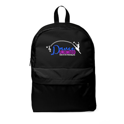 Dance Unlimited Unisex Classic Backpack