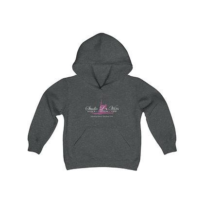 SLV Youth Heavy Blend Hooded Sweatshirt