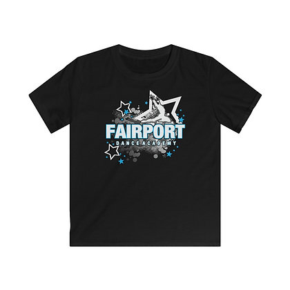 Fairport Kids Softstyle Tee