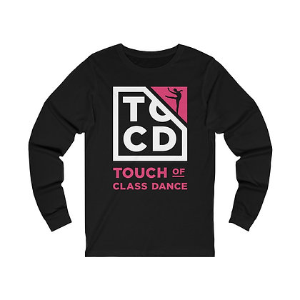 TOCD Adult Unisex Jersey Long Sleeve Tee