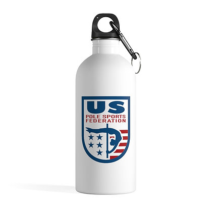 USPSF Stainless Steel Water Bottle