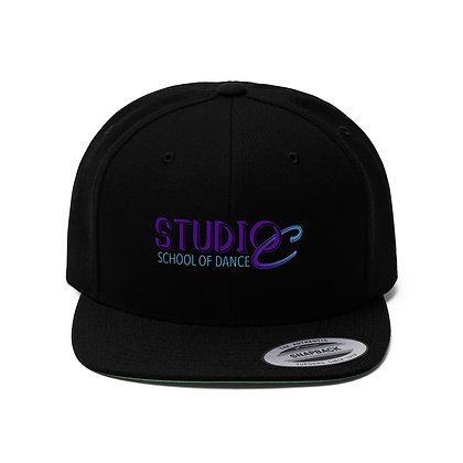 Studio C Unisex Flat Bill Hat