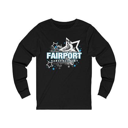 Fairport Adult Unisex Jersey Long Sleeve Tee
