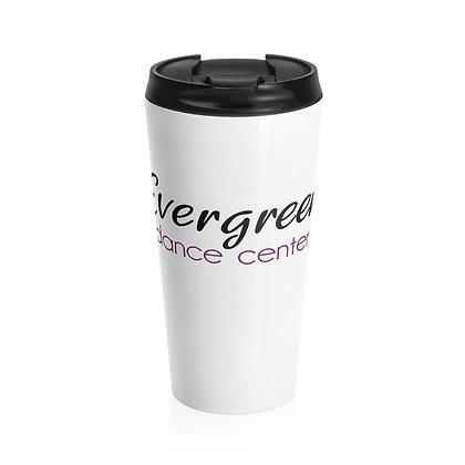Evergreen Stainless Steel Travel Mug