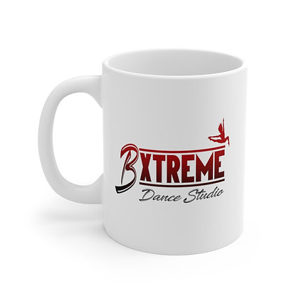 BXtreme White Ceramic Mug