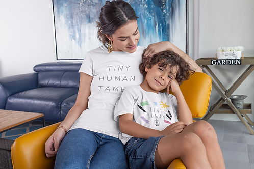 Tiny Human Youth Tee