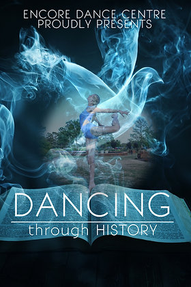 Encore Dance Program PDF