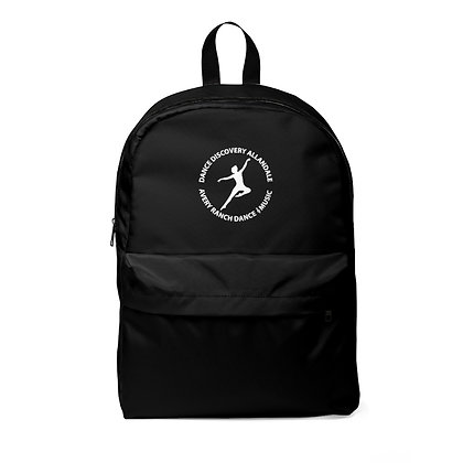 Dance Discovery Unisex Classic Backpack
